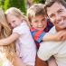 Glücklich werden in einer Patchworkfamilie